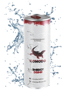 Komodo Energy Drink