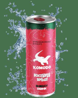 Komodo Energy Drink soczysty arbuz