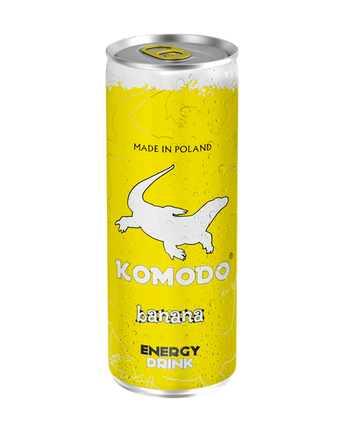 komodo energy drink banan