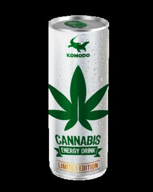 comodo energy drink cannabis