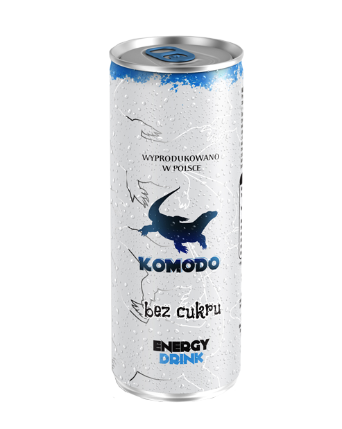 comodo energy drink bez cukru